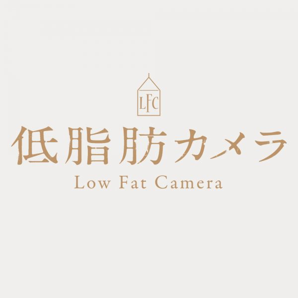 Low Fat Camera Logo & Concept
