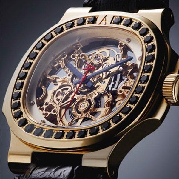 A-1 <aichi - Analog Watch>