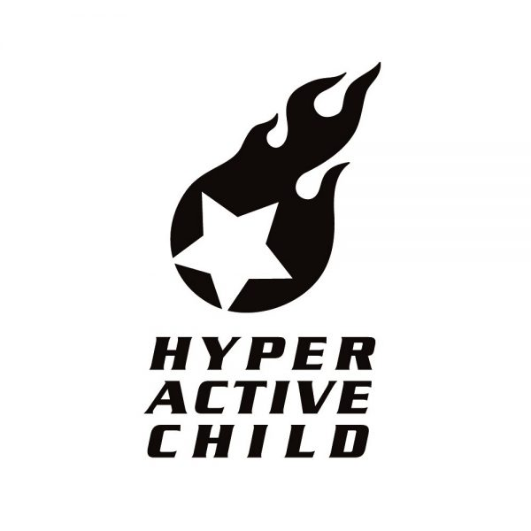 HYPER ACTIVE CHILD Logo